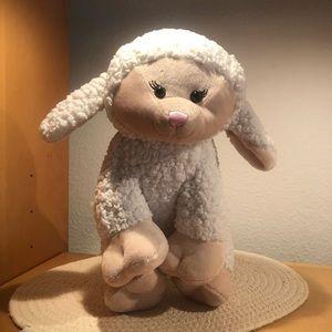 Build a Bear Little Lamb